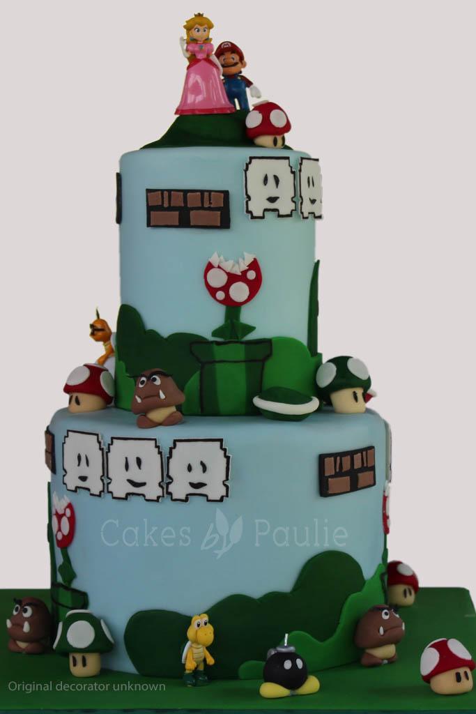 Wedding Cake – Caitlin