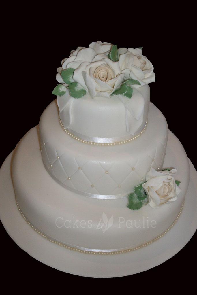 Wedding Cake – Christine