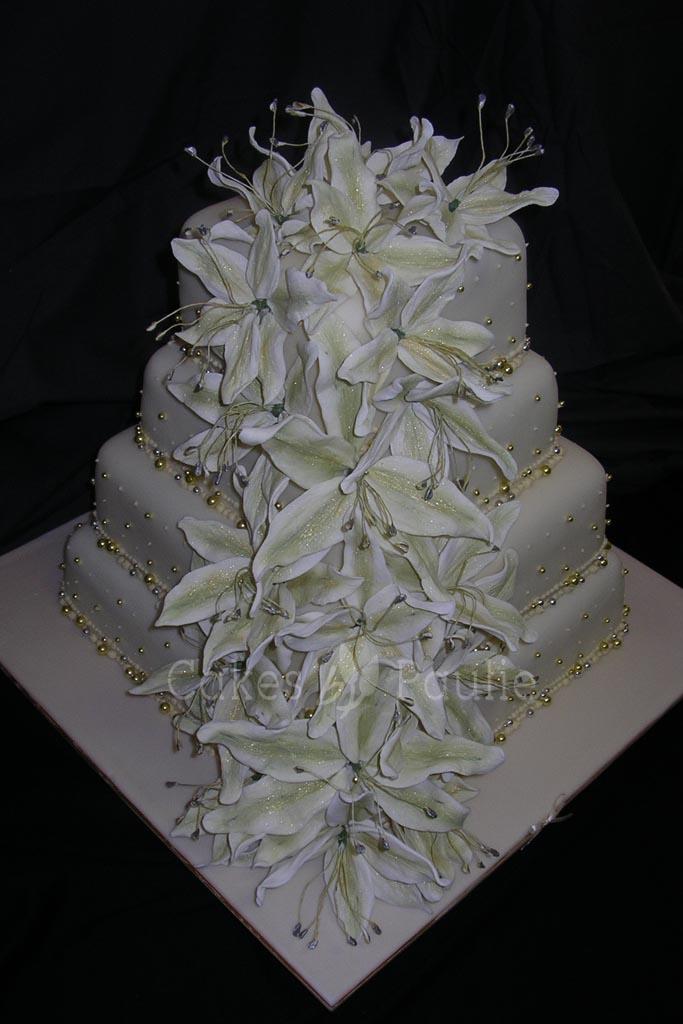 Wedding Cake – Jacqui