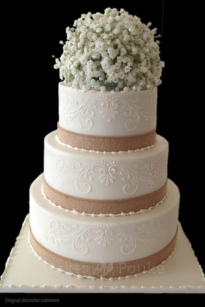 Wedding Cake – Joanne