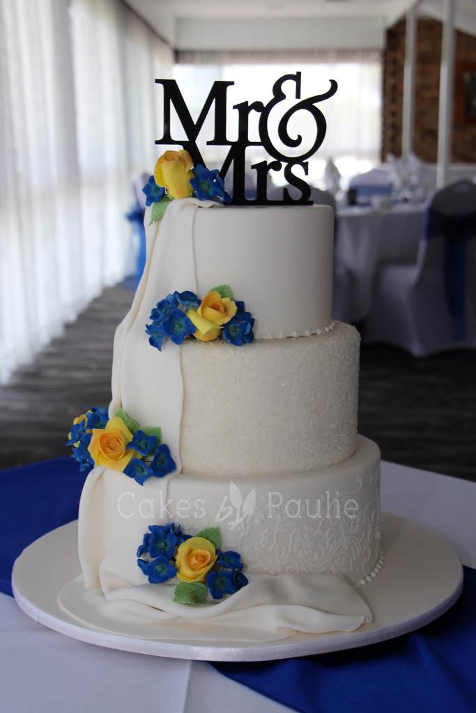 Wedding Cake – Nicole