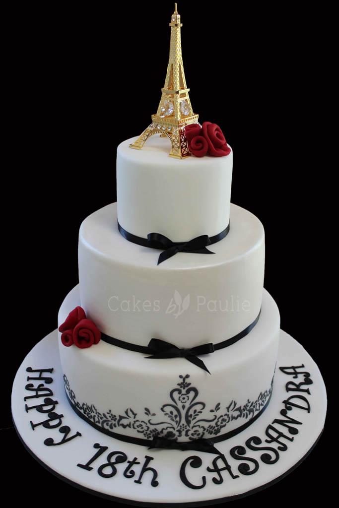 Birthday Cake –  Cassandra