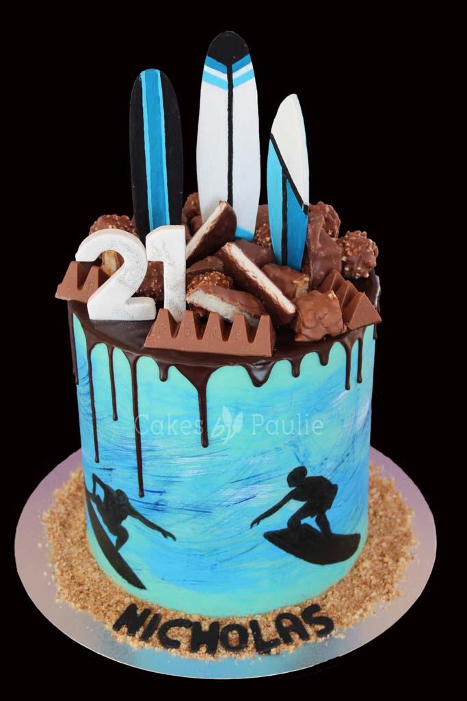 Birthday Cake – Nicholas