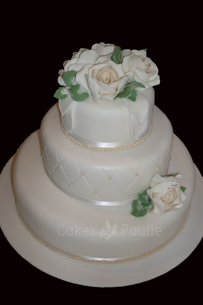 Wedding Cake – Christine