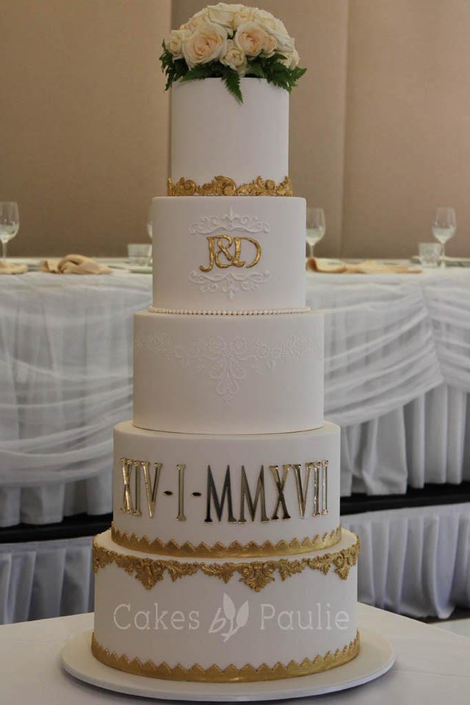 Wedding Cake – Davina 2
