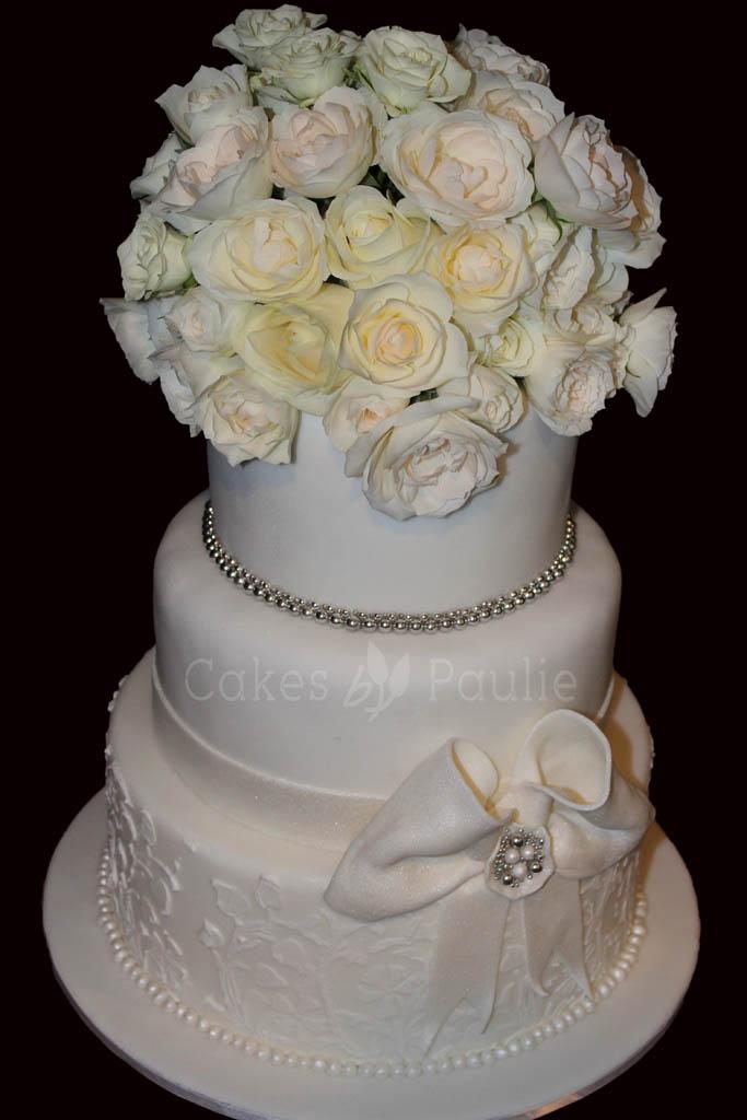 Wedding Cake – Kirsten