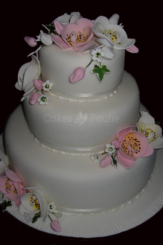 Wedding Cake – Lauren
