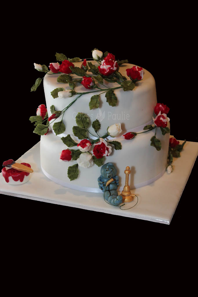 Wedding Cake – Susan