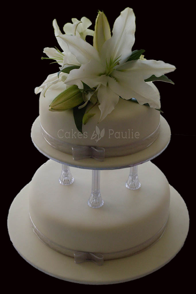 Wedding Cake – Rose