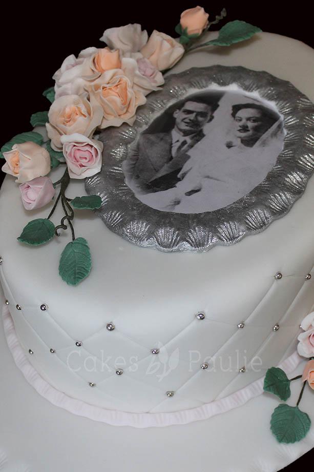 Anniversary Cake –  Queenie