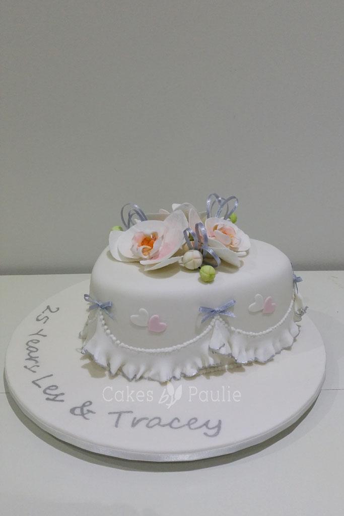 Anniversary Cake – Tracey