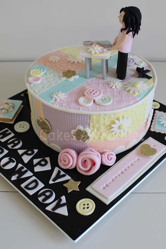 Birthday Cake – Samantha