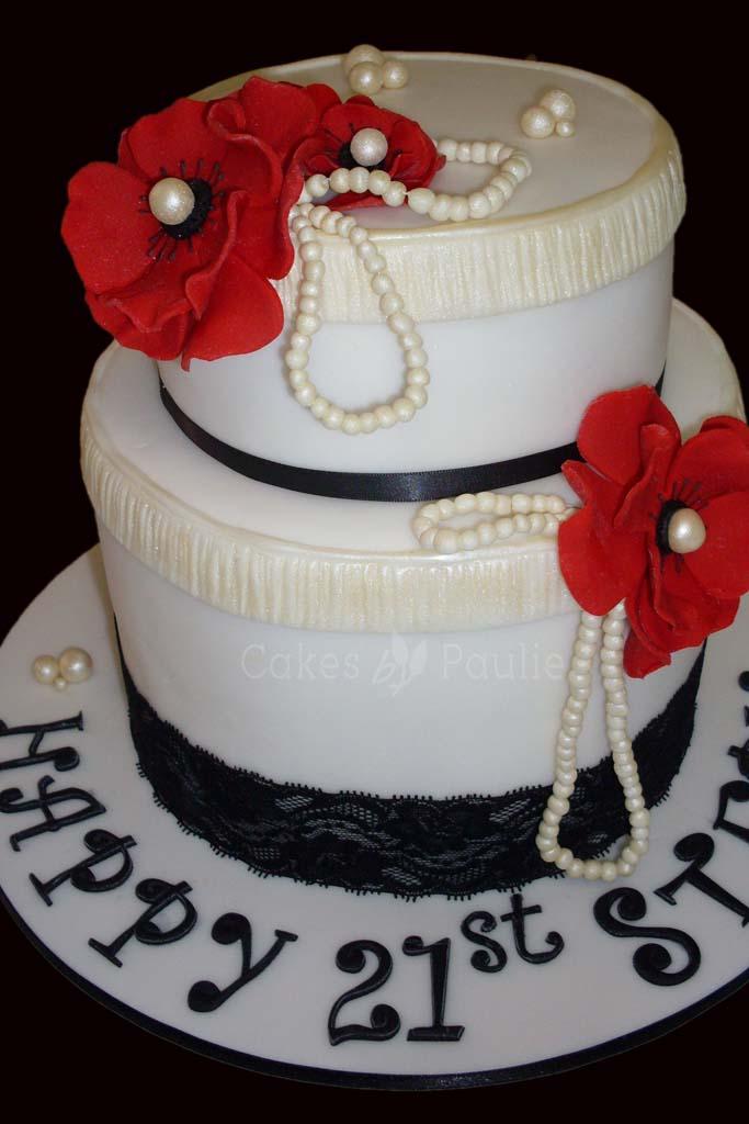 Birthday Cake –  Steph