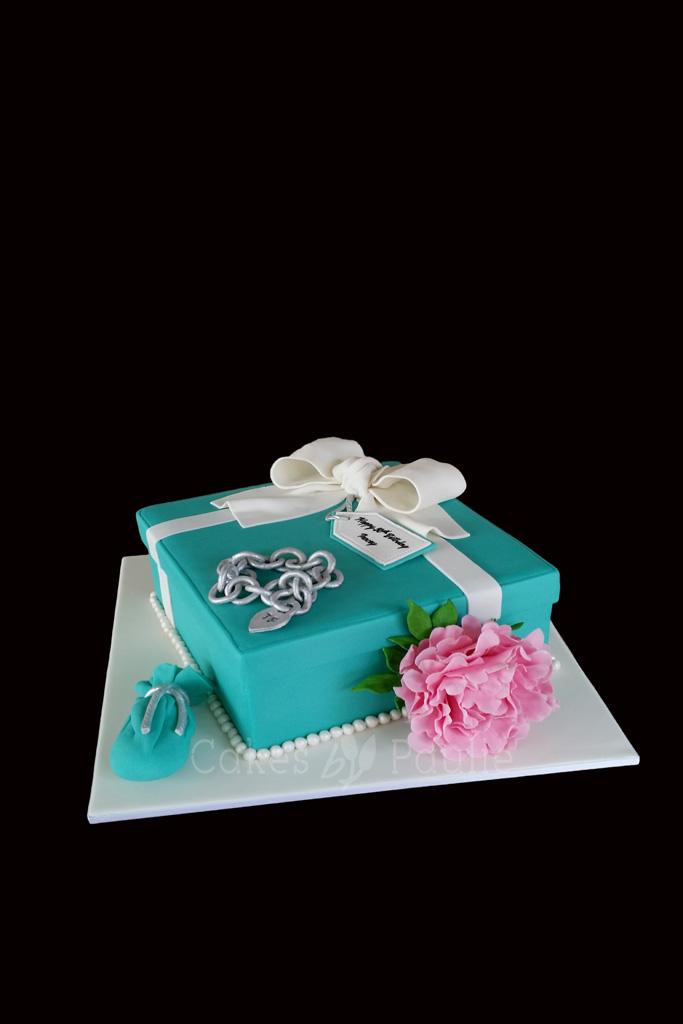 Birthday Cake – Tracey