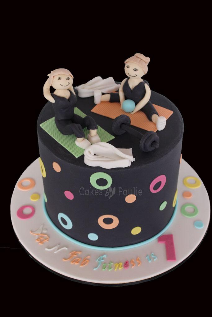 Corporate cake 1