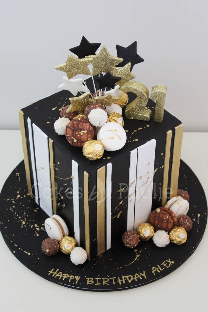 Birthday Cake – Alex