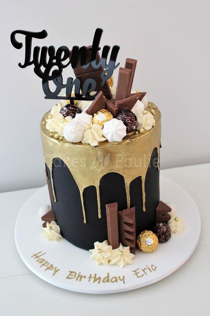Birthday Cake – Eric