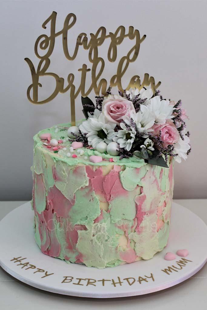 Birthday Cake – Glenice