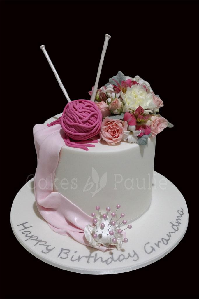 Birthday Cake – Grandma