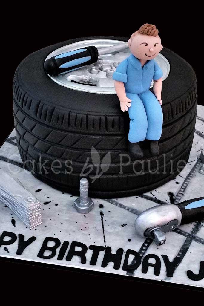 Birthday Cake – Jakob