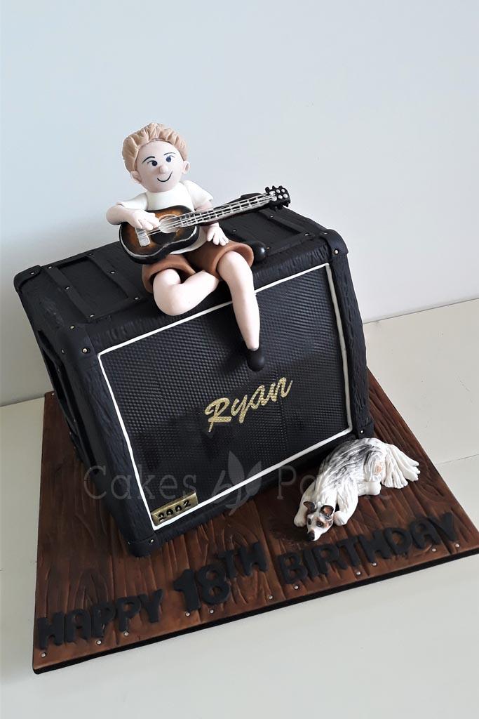 Birthday Cake – Ryan