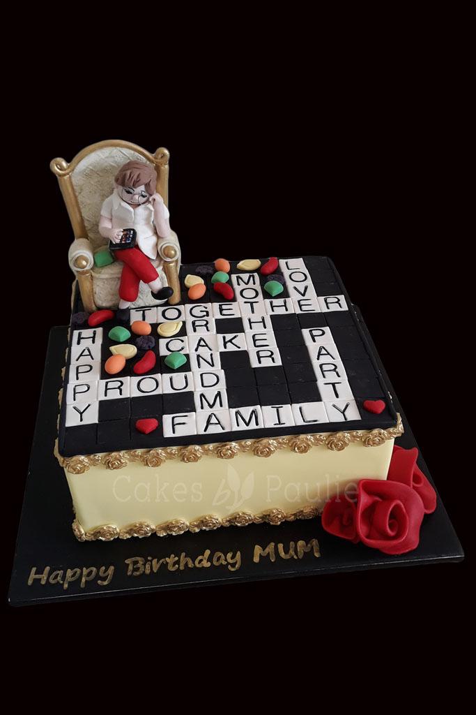 Birthday Cake – Sandra