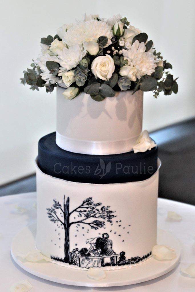 Wedding Cake – Helen